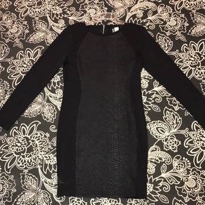 Long Sleeve Cocktail dress